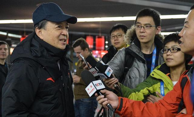 肖天:索契成绩影响中国申奥 无金牌指标压力