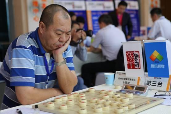 全国象棋甲级联赛23轮战罢 广西队提前夺冠
