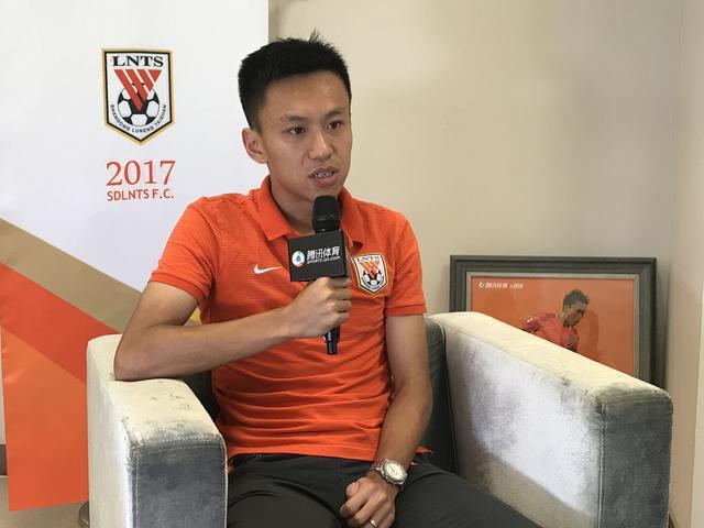 专访张弛:从未想放弃足球 鲁能=亲情怎能离开
