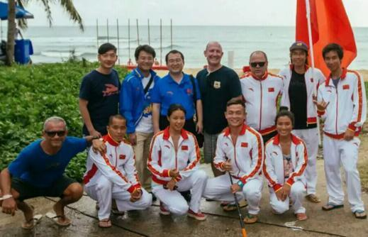 备战2020东京奥运会 冲浪国家队即将诞生