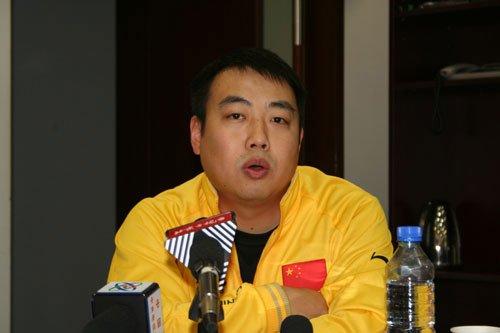 刘国梁:有幸成志愿者 共同投身公益环保事业