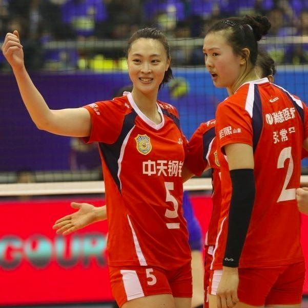 惠若琪暗示下赛季不退役 或与张常宁争夺MVP