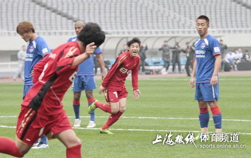 特莱士2-0胜力帆迎开门红 蔡慧康加西亚建功