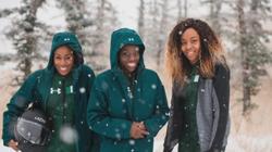 """疯狂挑战!来自尼日利亚的有舵雪橇""""快车道"""""""