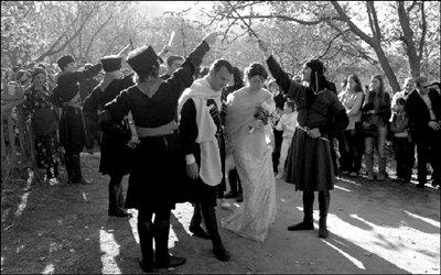 格鲁吉亚 庆祝阿布哈兹节