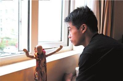 张尚武:残缺的家让我自卑 退役北体求学遭拒