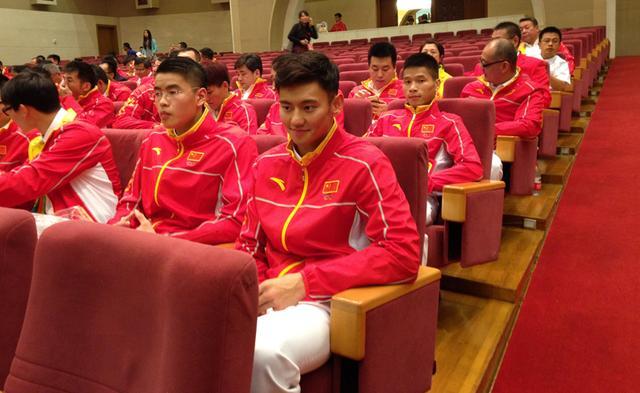 里约奥运中国代表团成立 415名选手战26大项