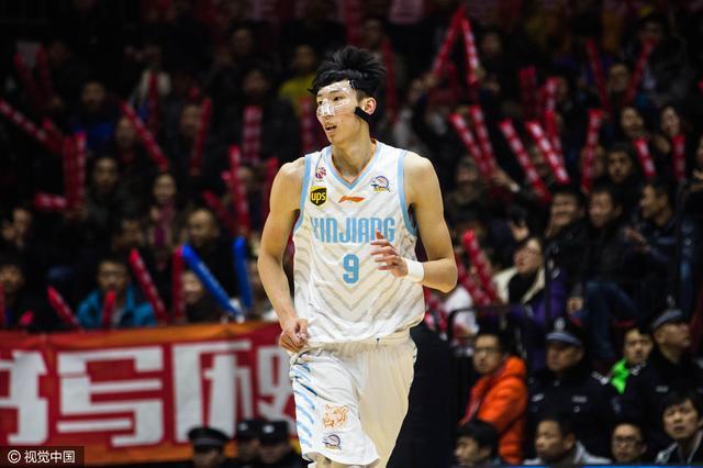 NBA高层:周琦是变革型球员 对川辽冲突遗憾