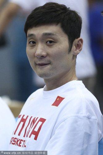 刘炜坦言脚伤很严重 若能出征必定缺席小组赛
