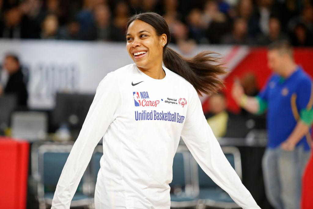 76人雇用哈丁担任球探 前WNBA女状元任职NBA