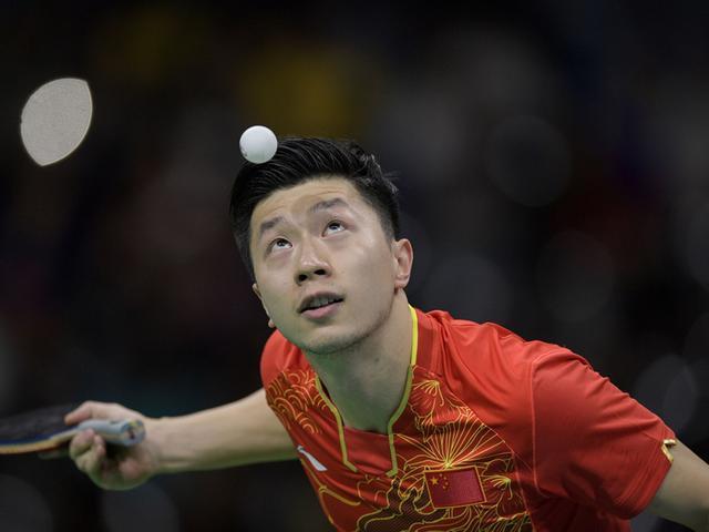 乒联:马龙连续31个月世界NO.1 日小将进步神速