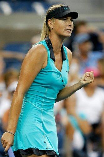 莎拉波娃三盘苦战险胜 逆转澳洲猛女晋级次轮