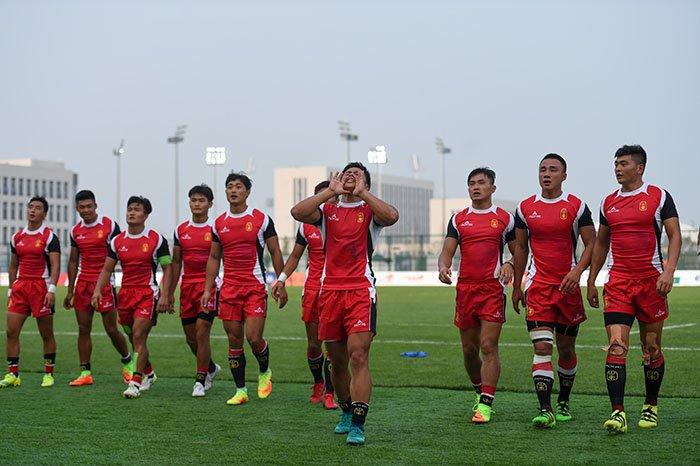 全运会橄榄球比赛落幕 山东队包揽男女冠军