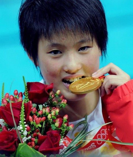 中国跳水亚运名单 郭晶晶等半数奥运冠军缺席