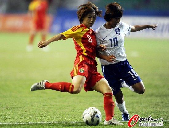 点球大战女足7-8负韩国 小组第2半决赛碰日本