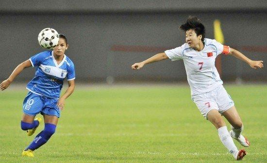 毕妍解读罚失点球原因 战日本队欲给球迷惊喜