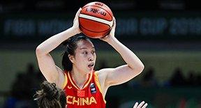 亚洲杯中国女篮险胜澳洲