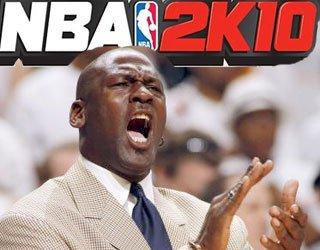 NBA2K11欲用乔丹做封面?雷人程度超越以往