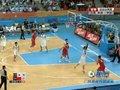 视频集锦:男篮将士团结奋战 战胜韩国勇夺冠军