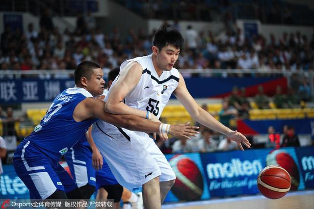 张卫平:中国球员存一问题 新疆需多利用内线