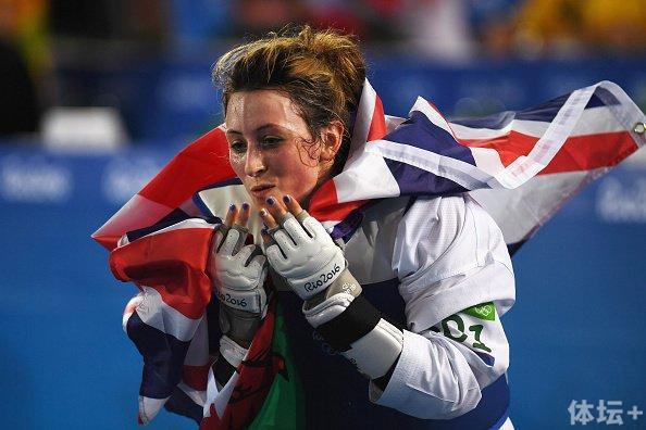 中英奖牌榜竞争白热 中国落后2金女排成关键