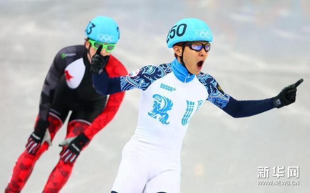 俄短道队冬奥赛季名单曝光 维克多-安领衔出征
