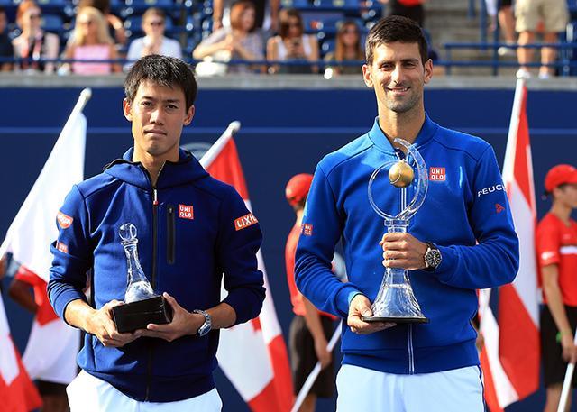 美网系列赛冠军锦织圭 有望获450万美元巨奖