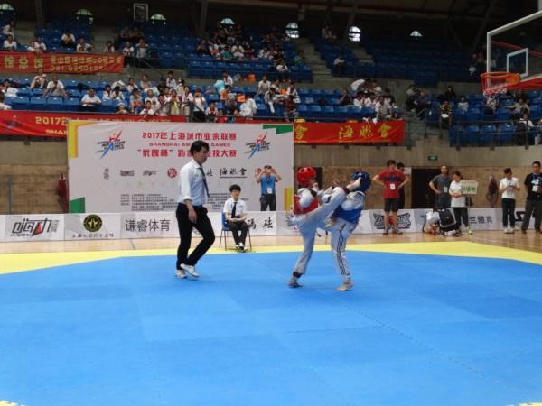 端午小长假 上海城市业余搏击赛事嗨翻天_体育_腾讯网