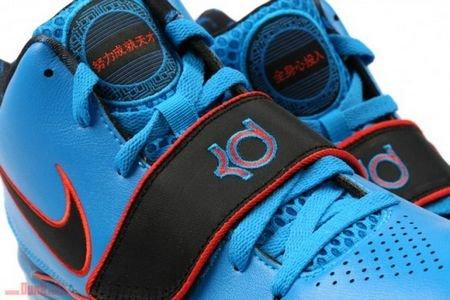 得分王中国行 杜兰特带来Nike KD II中国版