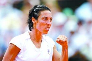 斯齐亚沃尼首夺大满贯 成意大利女网第一人