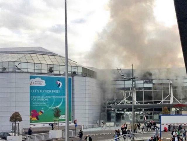 比利时队训练因爆炸取消 声明今天足球不重要