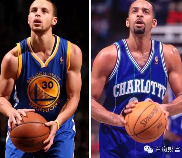 从NBA星二代看富二代该何去何从:库里好榜样