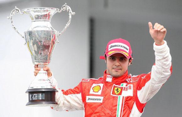 马萨短暂告别后重回F1 加盟威廉姆斯战新赛季