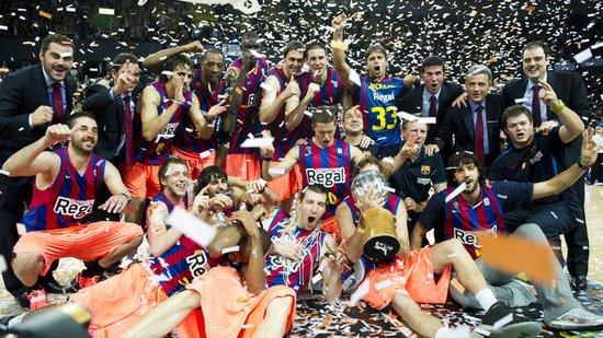 巴塞罗那足球俱乐部篮球亦可展雄风得球迷爱