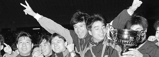 1995年申花夺冠