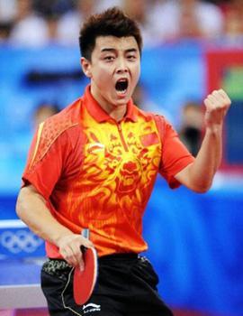 悲情王皓令人唏嘘:三届奥运会的银牌之旅