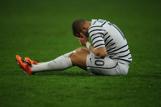 友谊赛-法国0-0克罗地亚 里贝里第50场里程碑