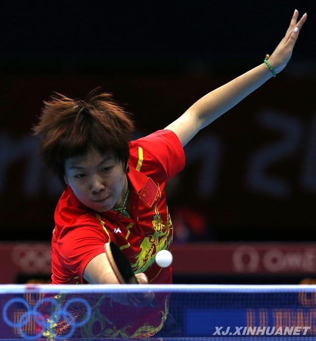 亚洲乒乓规则确定变奥运竞争选拔先加剧单打天涯复旦登山图片