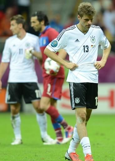 """巴拉克带走德国至宝 跑动都懒何谈""""德意志"""""""