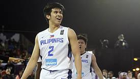 菲律宾公布3X3世界杯阵容 四名年轻小将出战