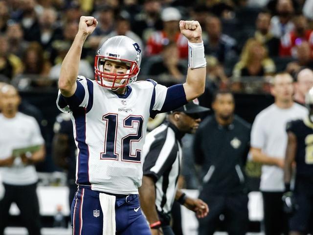 NFL第二周最佳;布雷迪28次获奖再创历史第一