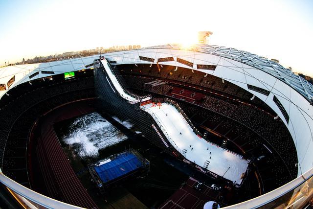 沸雪帶你鳥巢看比賽聽演唱會 點燃今冬嗨之夜