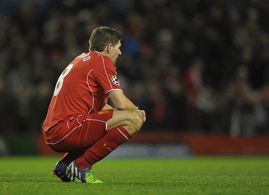 没落的开始?失去杰拉德后无球星愿来利物浦