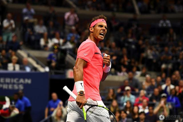 美网冠军赔率动荡不定 纳达尔暂居第一热门