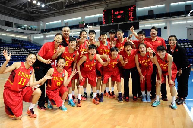 女篮世青赛-U19大胜中华台北进八强