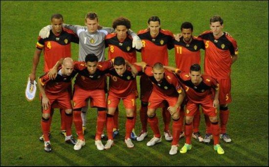 世界杯32强巡礼之比利时:4亿镑妖队 第5热门