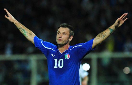欧预赛-意大利3-0北爱 卡萨诺两球皮尔洛助攻