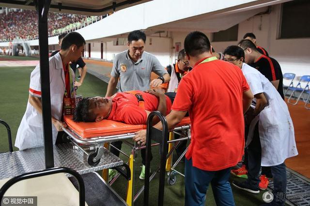 曝于汉超腰椎三处骨折 铁定无缘国足对阵韩国