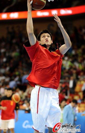 广东悍将度过华丽一夏 邓华德说过他能进NBA