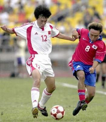 韩大运足球队实力不容小觑 虽缺主力仍有猛将